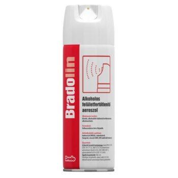 Bradolin alkoholos felületfertőtlenítő aerosol - 500ml