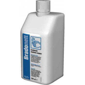 Bradonett fertőtlenítős folyékony szappan kupakos - 500ml