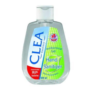 Clea kézfertőtlenítő gél - 400ml