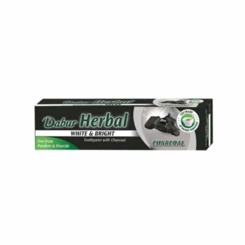 Dabur Herbal fehérítő aktív szenes fogkrém - 100ml