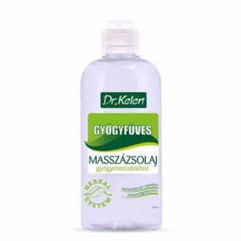 Dr. Kelen gyógyfüves masszázsolaj - 500 ml