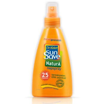 Dr. Kelen SunSave F-25 natura napozó spray - 150ml