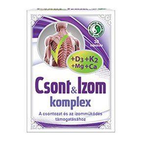 Dr. Chen Csont-Izom Komplex kapszula - 30db