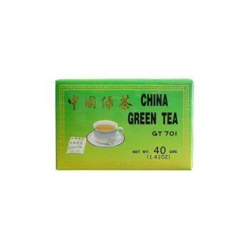 Dr. Chen eredeti kínai zöldtea filteres - 20filter