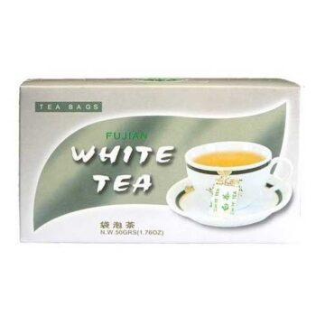 Dr. Chen fujian fehér filteres  tea - 25filter