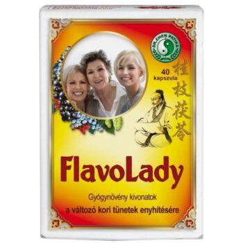 Dr. Chen Flavolady kapszula - 40db