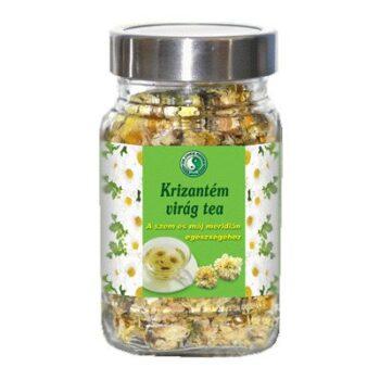 Dr. Chen krizantém virág tea kinyílt - 40g