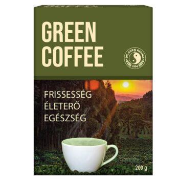 Dr. Chen Őrölt Zöld kávé - 200g