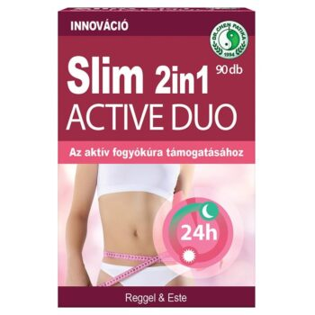 Dr. Chen Slim Aktív Duo 2in1 kapszula - 90db