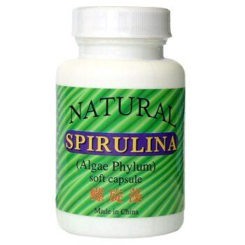 Dr. Chen Spirulina kapszula - 60db
