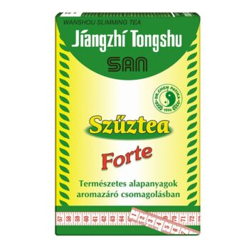 Dr. Chen szűztea zsíroldó forte tea - 15db