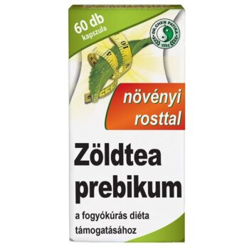 Dr. Chen Zöldtea prebikum  kapszula - 60db