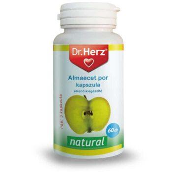 Dr. Herz Almaecet por kapszula - 60db