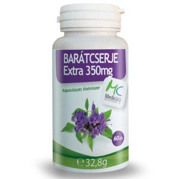 Medicura Barátcserje Extraktum kapszula - 60db
