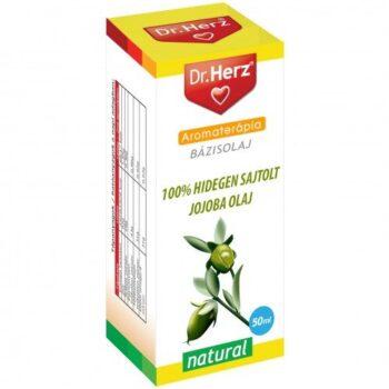 Dr. Herz 100% Hidegen sajtolt Jojobaolaj - 50ml