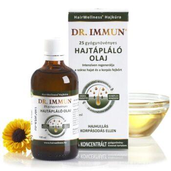 Dr. Immun 25 gyógynövényes hajápoló olaj - 100ml