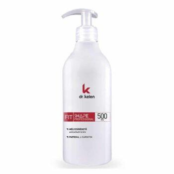 Dr. Kelen Shape mélyzsírégető krém - 500 ml