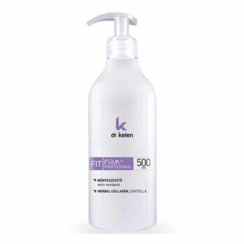 Dr. Kelen fitness firm bőrfeszesítő krém - 500ml