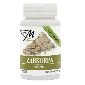 Dr. M Prémium Zabkorpa tabletta - 240db