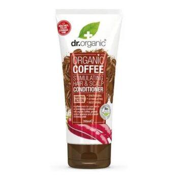 Dr. Organic Bio kávé haj- és fejbőrstimuláló kondicionáló - 200ml