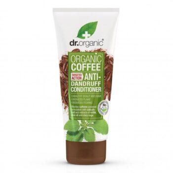 Dr. Organic Bio kávé korpásodás elleni hajkondicionáló - 200ml