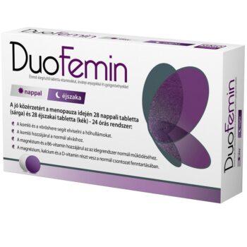 Duo Femin tabletta - 28+28db