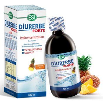 ESI Diurerbe Forte italkoncentrátum, ananász ízben - 500ml