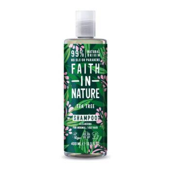 Faith in Nature Teafa sampon - 400ml