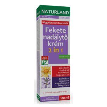 Naturland Feketenadálytő 2in1 krém - 100 ml