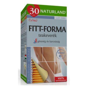 Naturland fitt-forma tea - 20 filter/tea