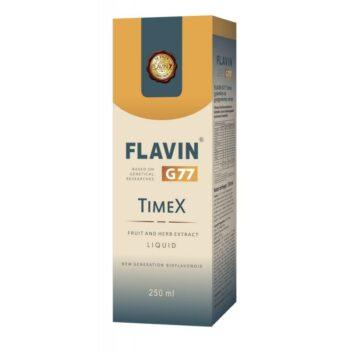 Flavin G77 TimeX szirup - 250ml