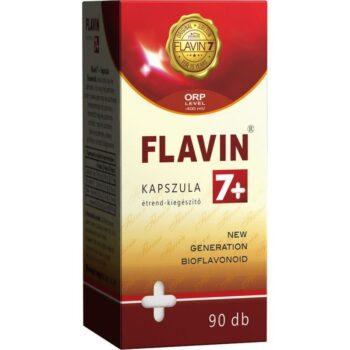 Flavin7+ kapszula - 90 db