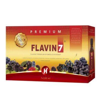 Flavin7 Prémium gyümölcslé kivonat - 7x100ml