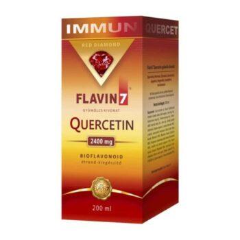 Flavin7 Quercetin - Kvercetin Immun ital - 200ml