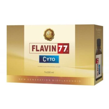 Flavin77 Cyto gyümölcslé kivonat - 7x100ml
