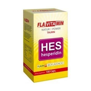 Flavitamin Nature+Power Hesperidin  kapszula - 100db