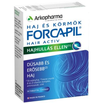 Forcapil Hair Activ tabletta - 30db
