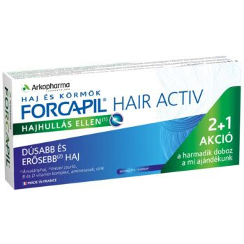 Forcapil Hair Activ tabletta - 90db