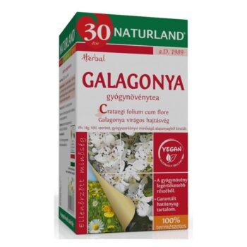 Naturland galagonya filteres tea - 20 filter