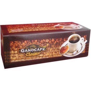 Gano Excel Cafe classic ganoderma tartalmú kávé - 30 tasak x 3 g/doboz