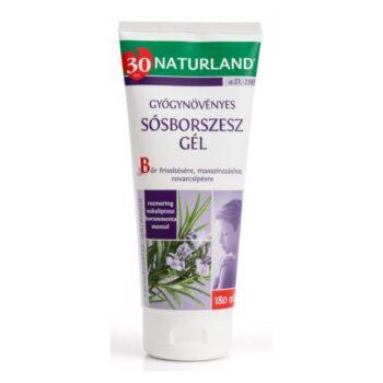 Naturland gyógynövényes sósborszesz gél - 180 ml