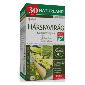 Naturland hársfavirág tea - 25 filter/doboz