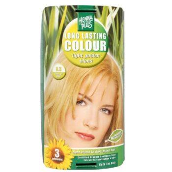 Hennaplus 8.3 aranyszőke hajfesték -