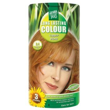 Hennaplus 8.4 rézszőke hajfesték -
