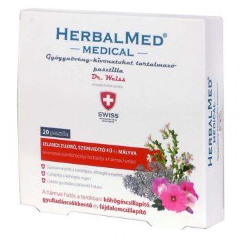 Herbal Swiss Medical Pasztilla - 20db