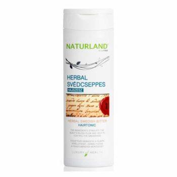 Naturland Herbal Svédkeserű hajszesz - 200 ml