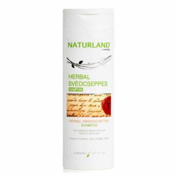 Naturland Herbal Svédkeserű sampon - 200ml