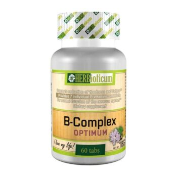 Herbioticum B-complex Optimum tabletta - 60db