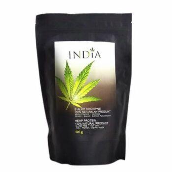 India Natúr Kenderfehérje - 500g