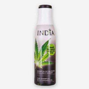 India Sampon kendermagolajjal - 400ml